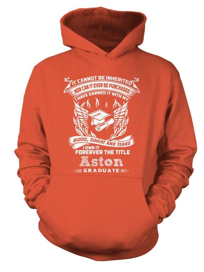 Aston graduate